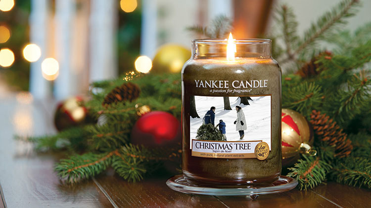Smelling Christmas Yankee Candle Reviews
