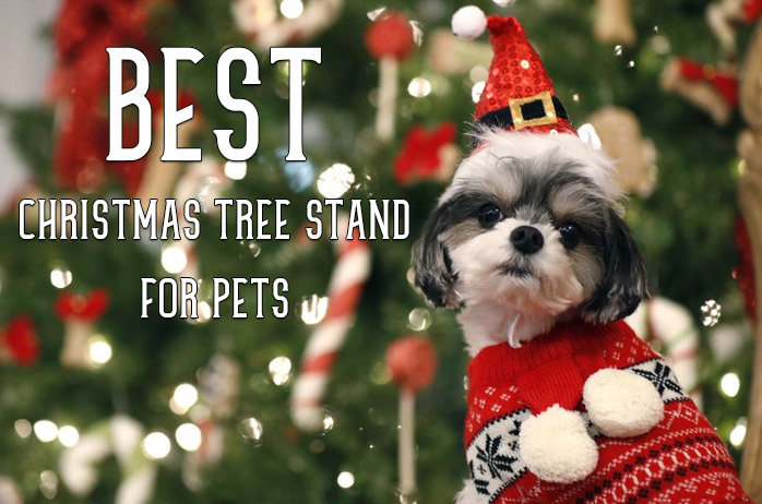 Best Christmas Tree Stand for Pets Reviews