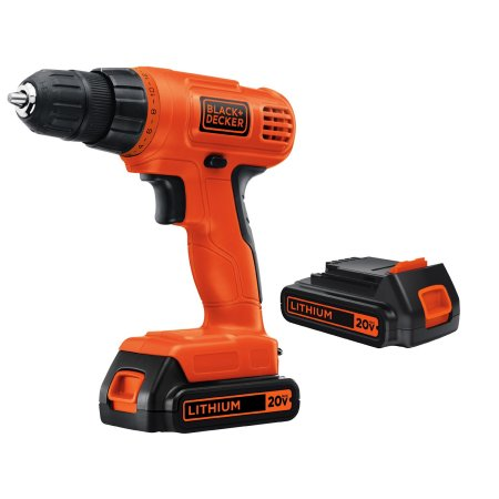 20 Volt Lithium Ion Battery For Cordless Drill driver