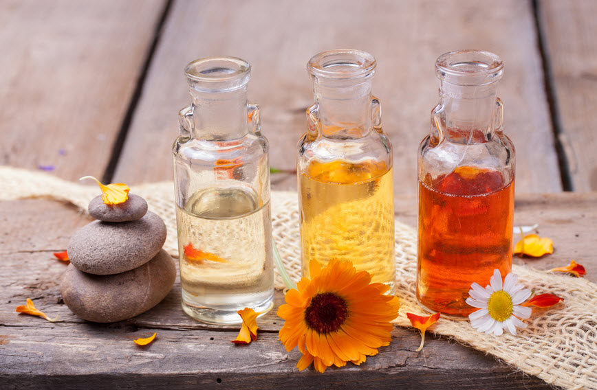some essential oils for the home