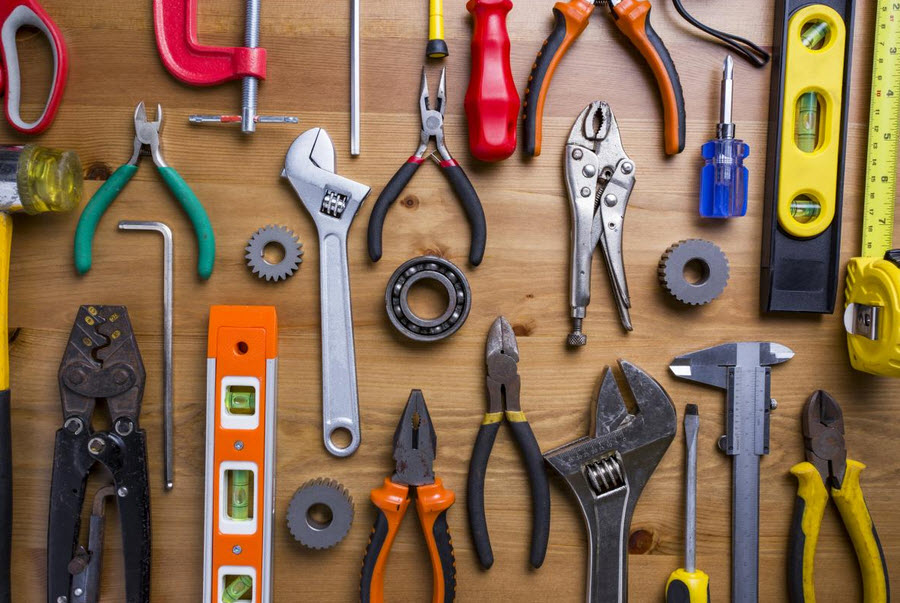 most important tools for diy