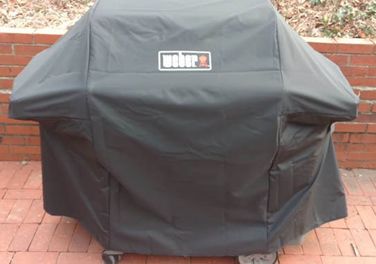 The barbecue covers